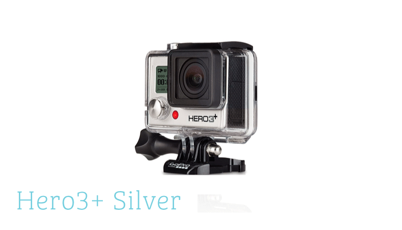 Hero3+ Silver - a great family video camera!