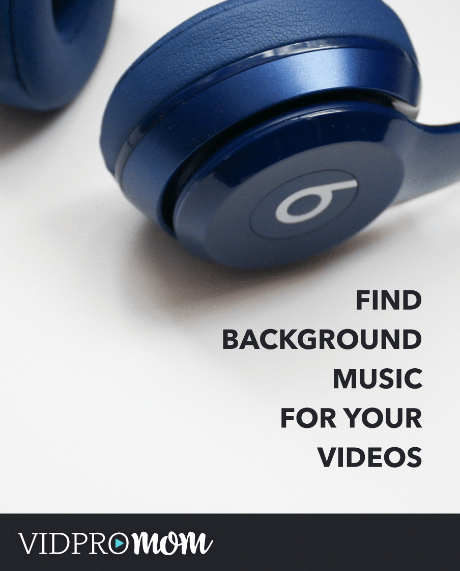 Where to find Background Music for your Videos