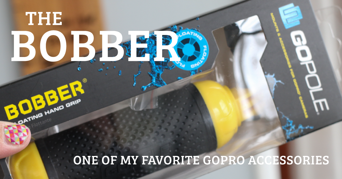 GoPole Bobber - Floating GoPro Handle