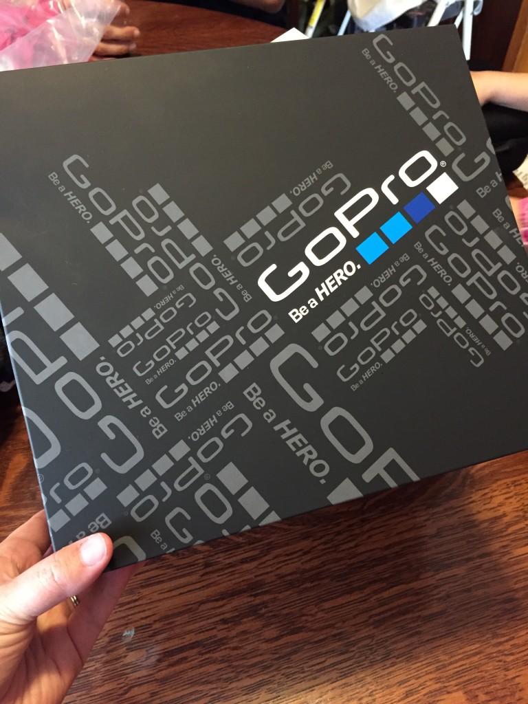 HERO4 Session - new GoPro camera