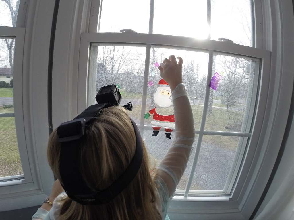 Capture Christmas on your GoPro - 5 Ideas