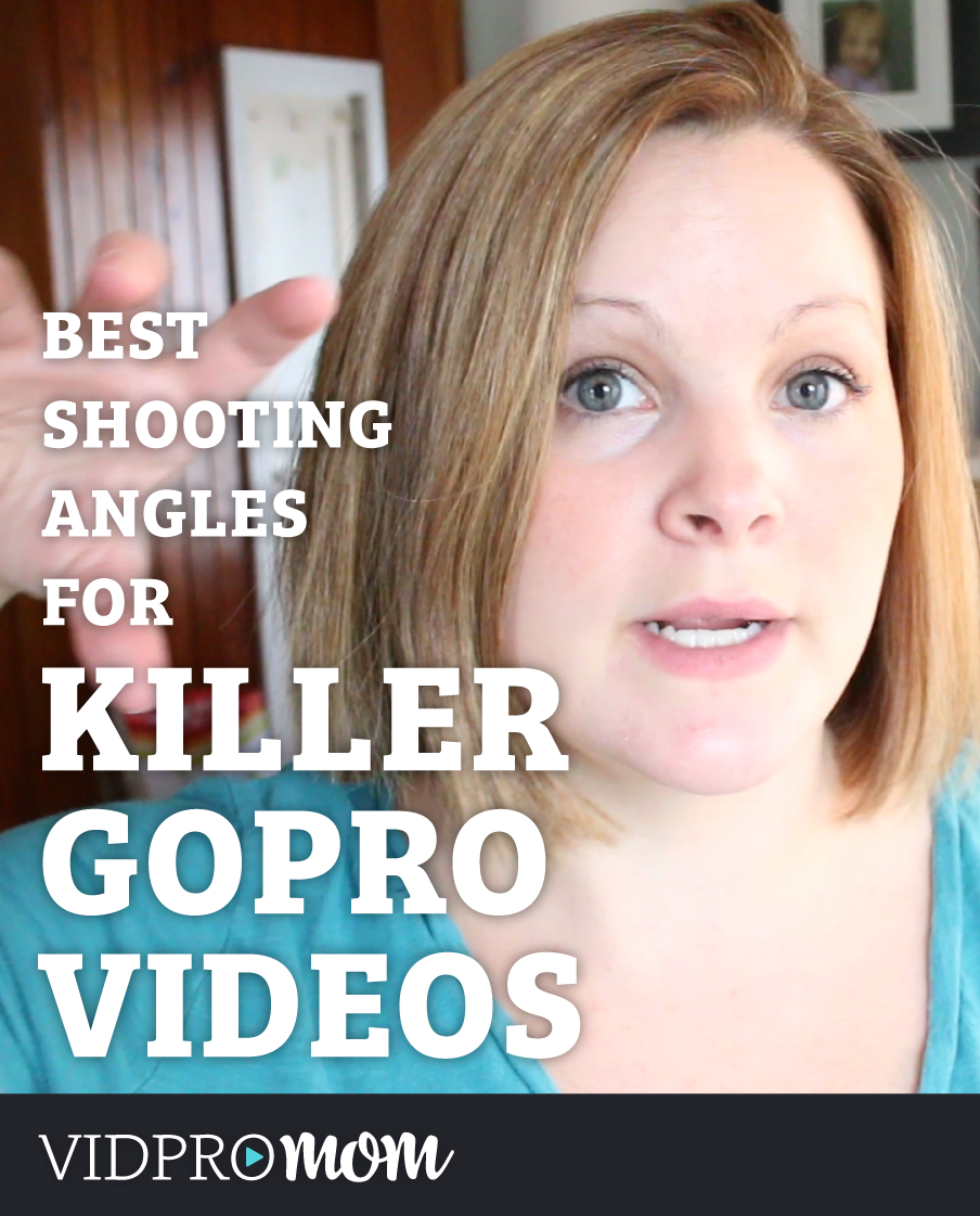 Best Video Shooting Angles for Killer GoPro Videos