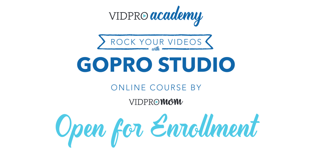 Rock Your Videos with GoPro Studio