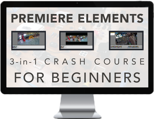 Premiere Elements Masterclass - Starts Nov. 4, 2016
