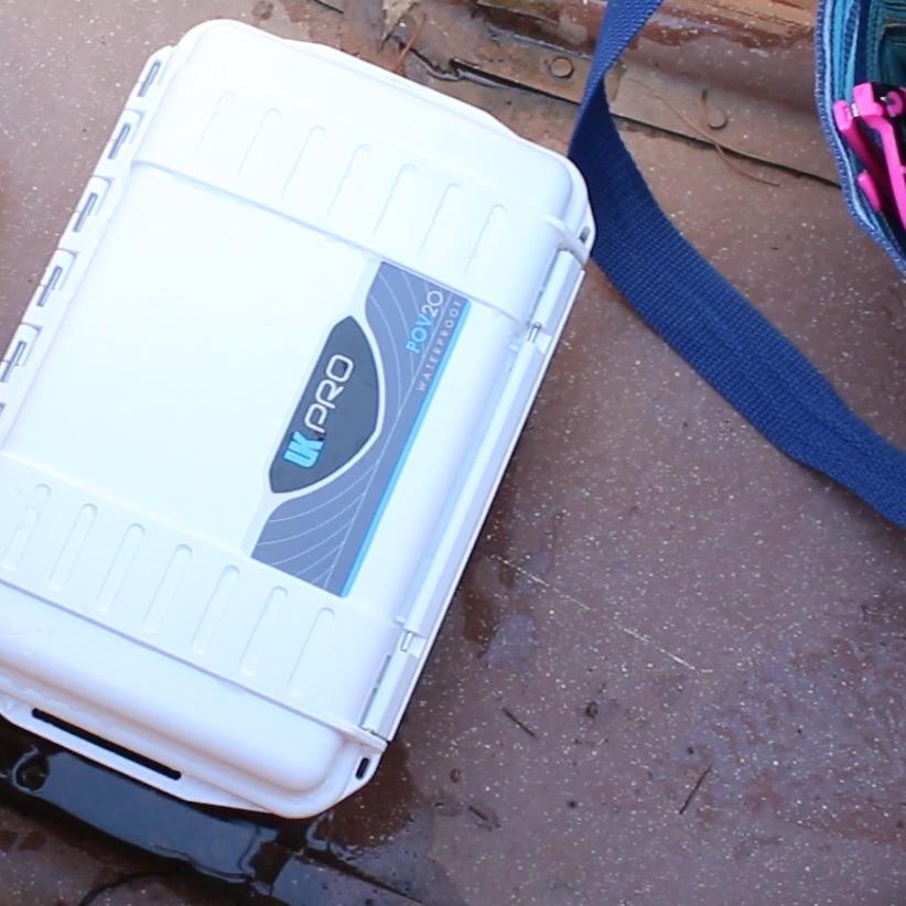 UK Pro Waterproof Case - Review by VidProMom