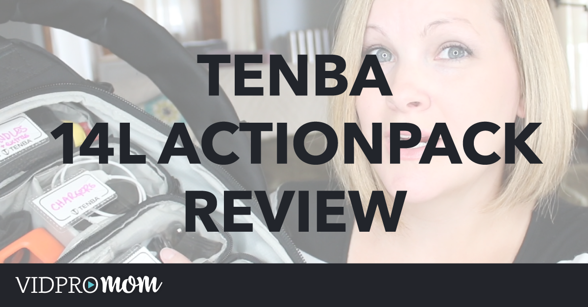 Backpack for GoPro – Tenba 14L ActionPack [Review]