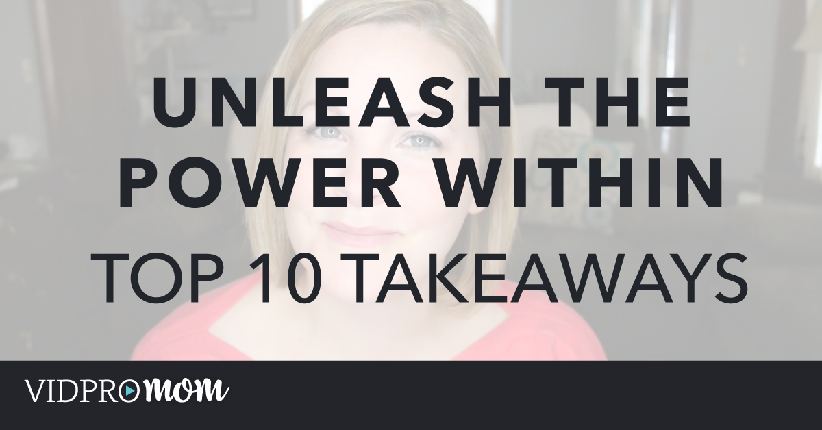 Unleash The Power Within (Tony Robbins UPW) – My Top 10 Takeaways