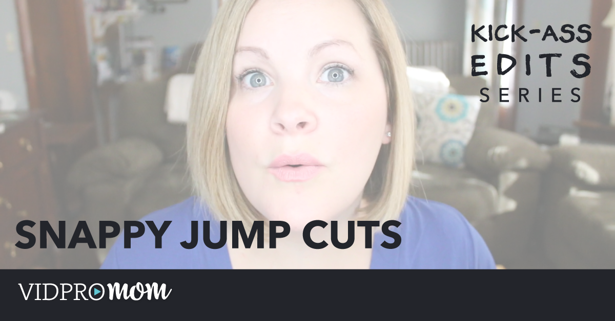 Jump Cut Editing – Make Your Videos Snappy