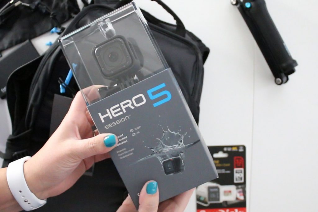 Hero 5 Session -Wanna see what GoPro sent me?
