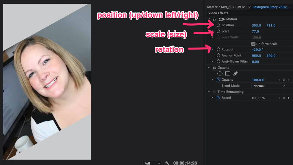 Premiere Pro to Instagram Stories - How To Export [VIDEO]