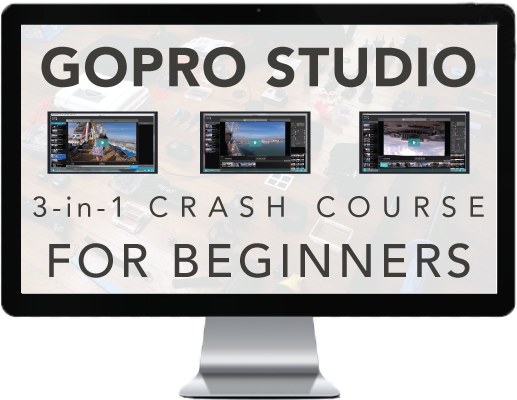 GoPro Studio Masterclass