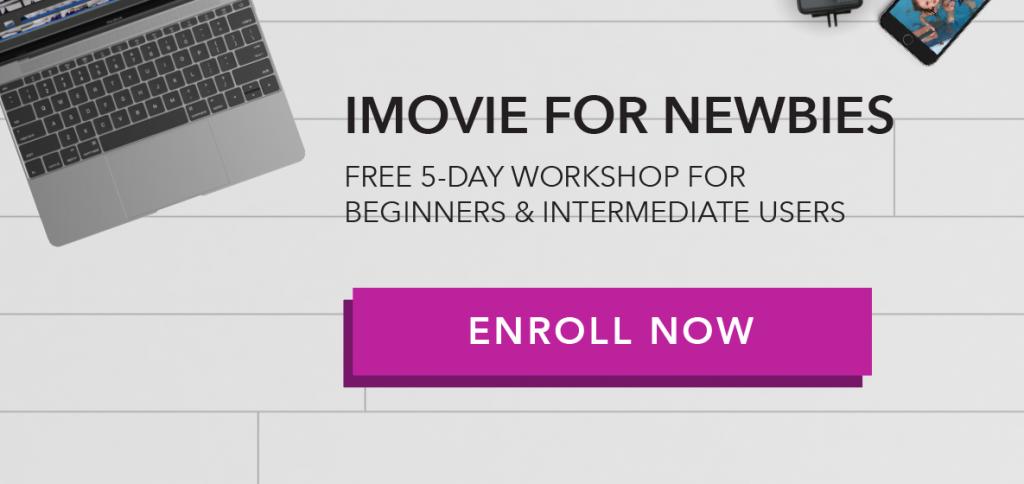 iMovie Workshop