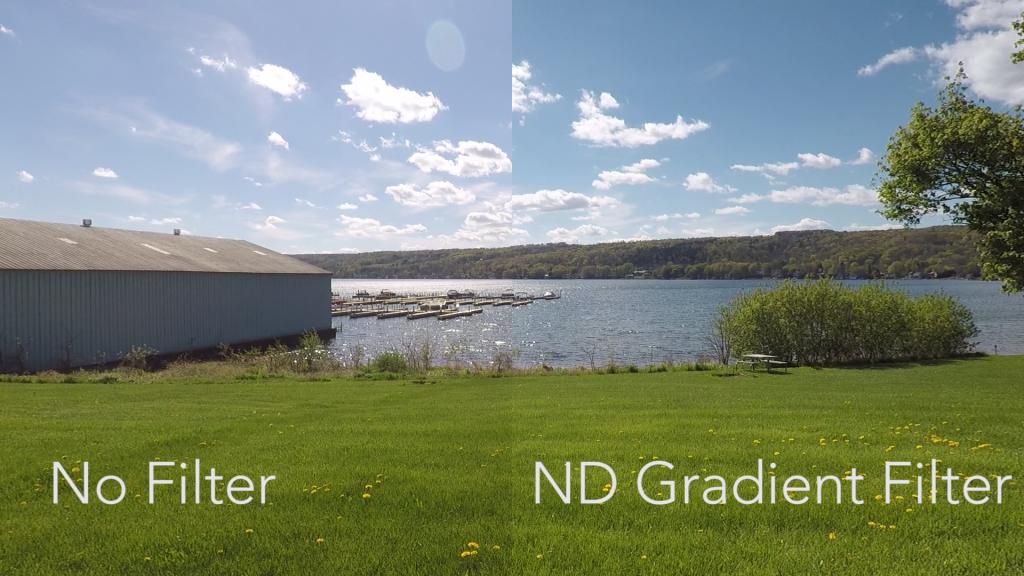 GoPro ND Gradient Filter - PolarPro
