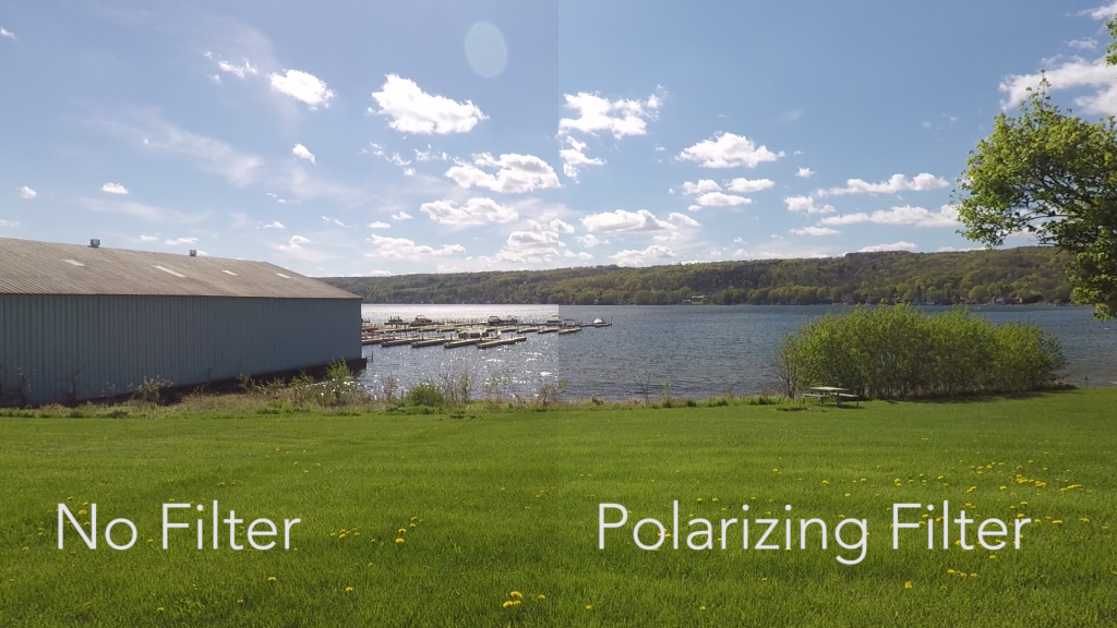 GoPro Polarizing Filter - PolarPro