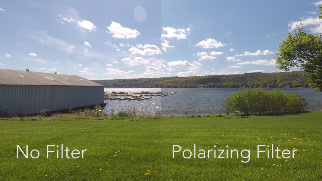 GoPro Polarizing Filter - PolarPro