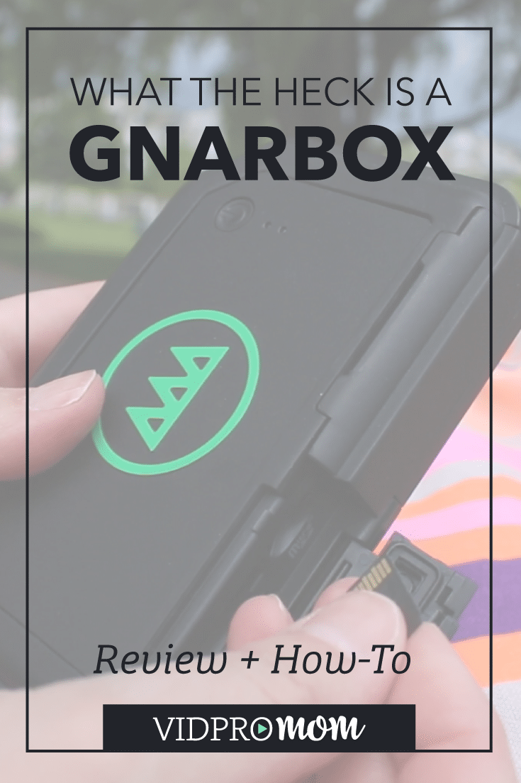 GNARBOX Review & Overview -- I had know idea what this was at first but it's the perfect thing to take on vacation because I shoot a lot of videos with my DSLR, GoPro, and my phone. Thanks for pinning!