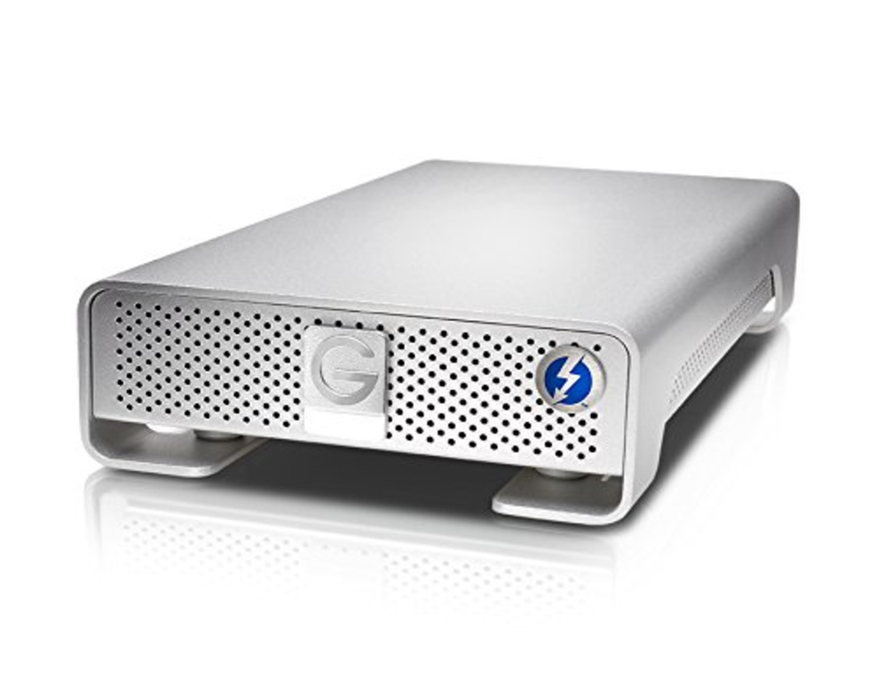 G-Technology 4TB External Hard Drive