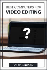 Buying a computer for video editing is a big investment, so it's SUPER important to make sure you're spending that money on the right thing. Thanks for pinning!