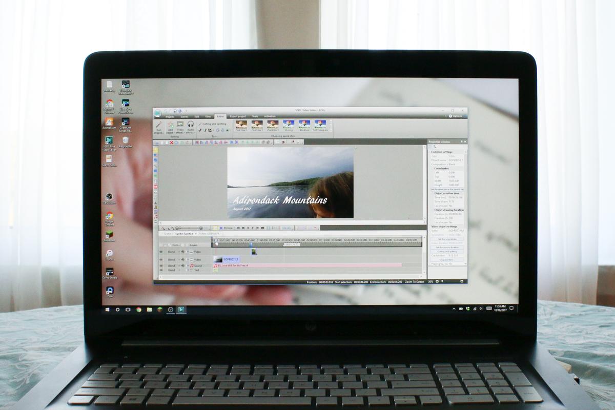 VSDC Free Video Editing Software – Beginner Editing Tutorial Series