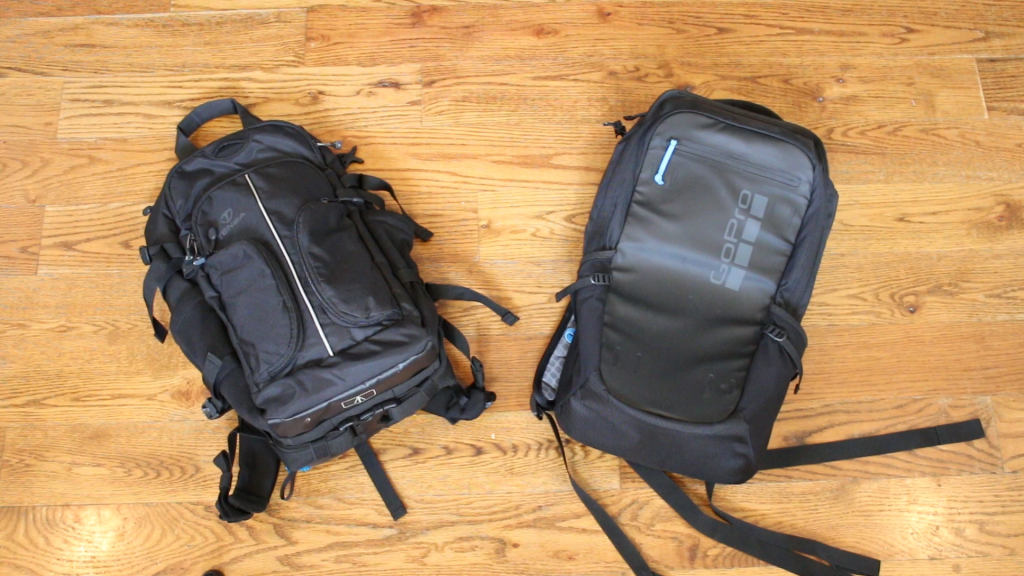 Seeker vs Tenba GoPro Backpack Review