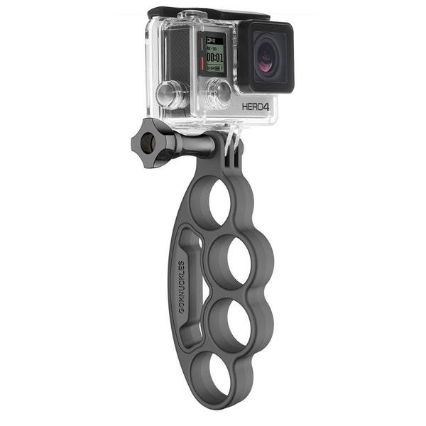Go Knuckles would make a great GoPro accessory gift!!