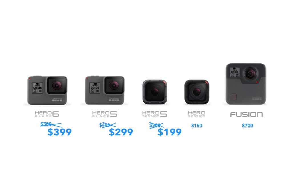 What Go Pro should I buy? GoPro Comparison