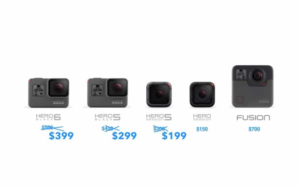 What Go Pro should I buy? GoPro Comparison