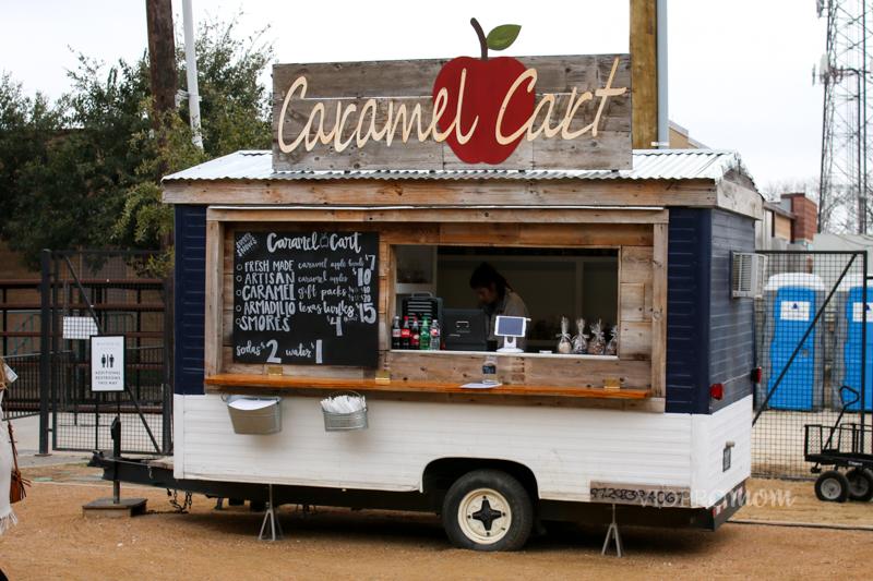 Magnolia Market Food Truck Caramel