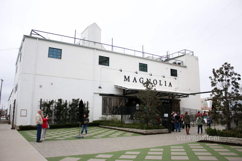 Magnolia Market From The Outside