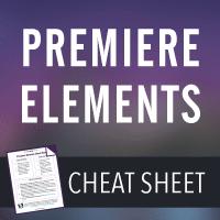 Premiere Elements 2018 Icon