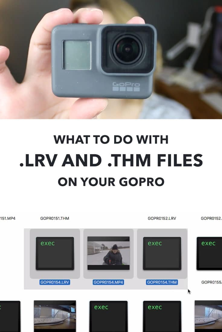 What are .LRV and .THM Files on my GoPro.00_01_31_17.Still010