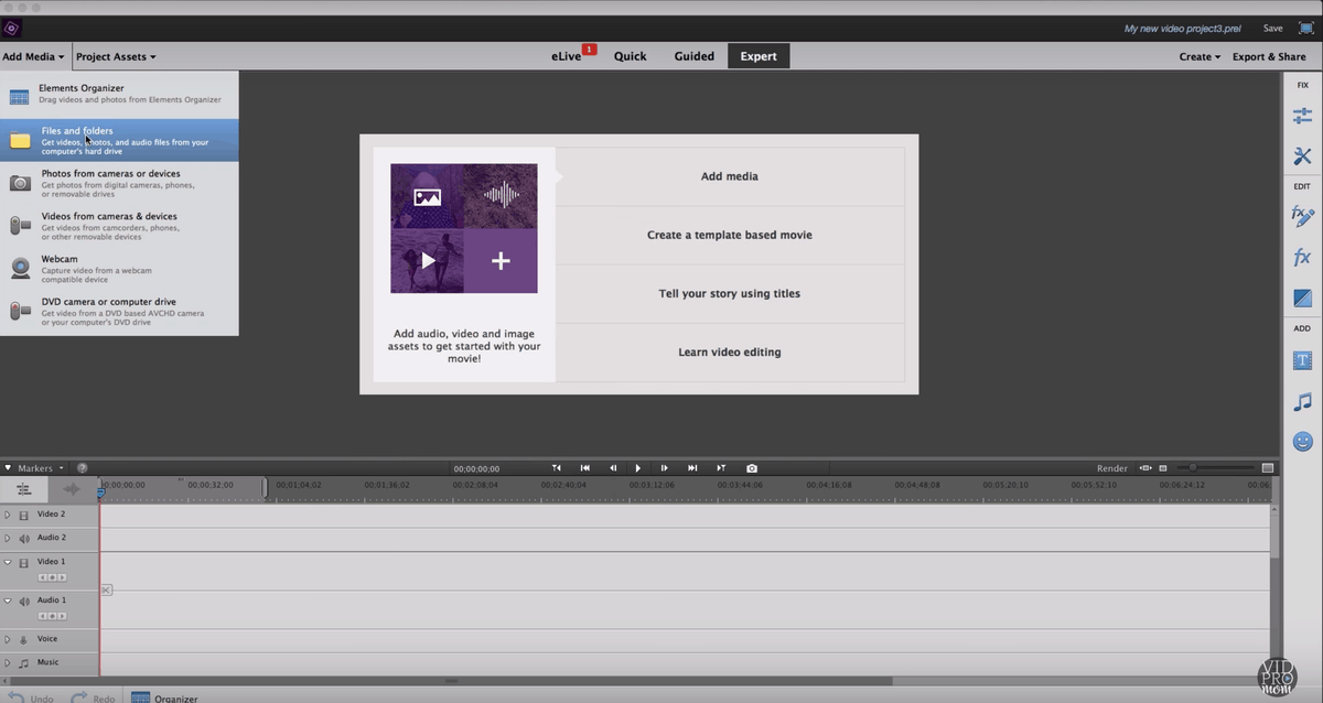 How to Edit Videos – Video Editing for Beginners