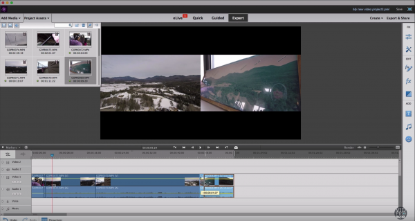 Trim And Split Your Clips In Your Video Editing Software
