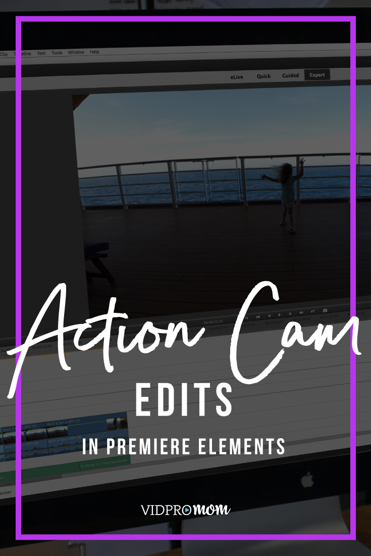 Action Cam Guided Edit Premiere Elements 2018