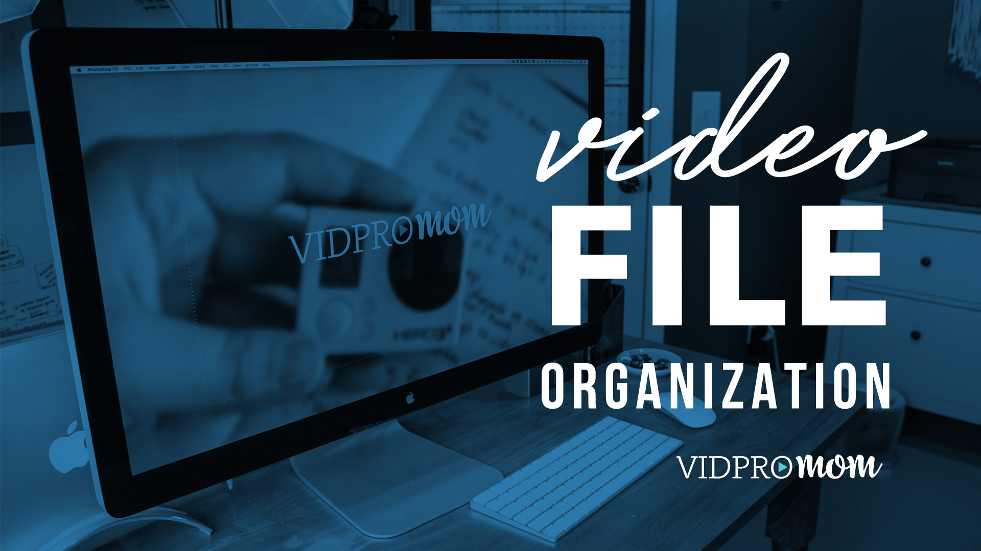 How to Organize Video Files