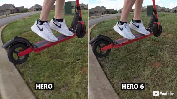 Hero Vs Hero 6 Slow Motion Comparison Via Authentech