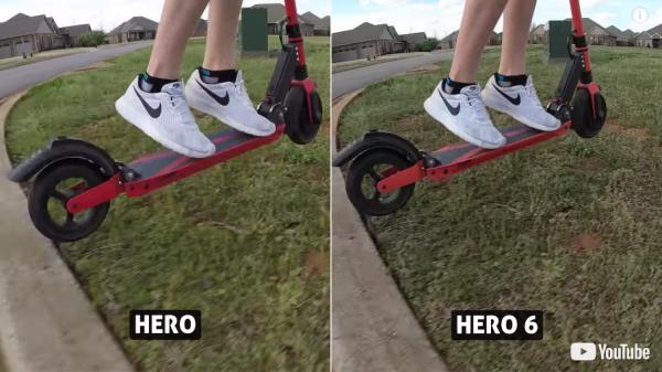 Hero Vs Hero 6 Slow Motion Comparison Via Authentech