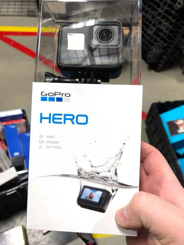 Gopro Hero 2018 New Gopro For 2018