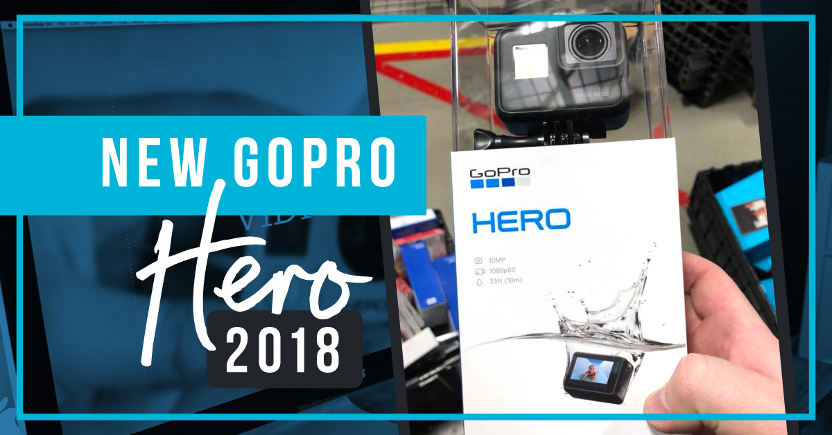 GoPro Hero 2018 – Pros, Cons, and Quality Comparison