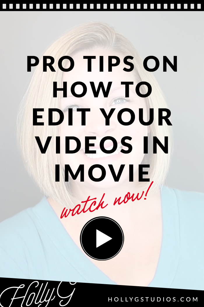How to Make a Video Look Professional with iMovie