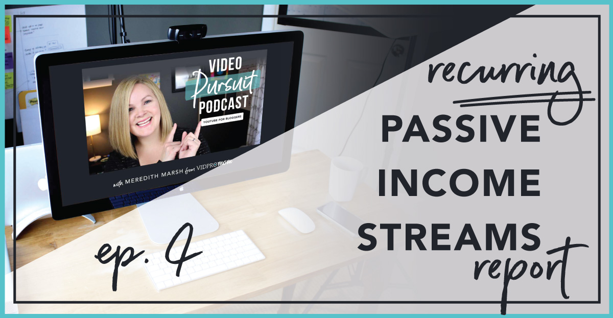 #4 Recurring Passive Income Streams for April 2018
