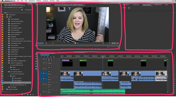 How to Edit Videos for YouTube in Premiere Pro (Premiere Pro