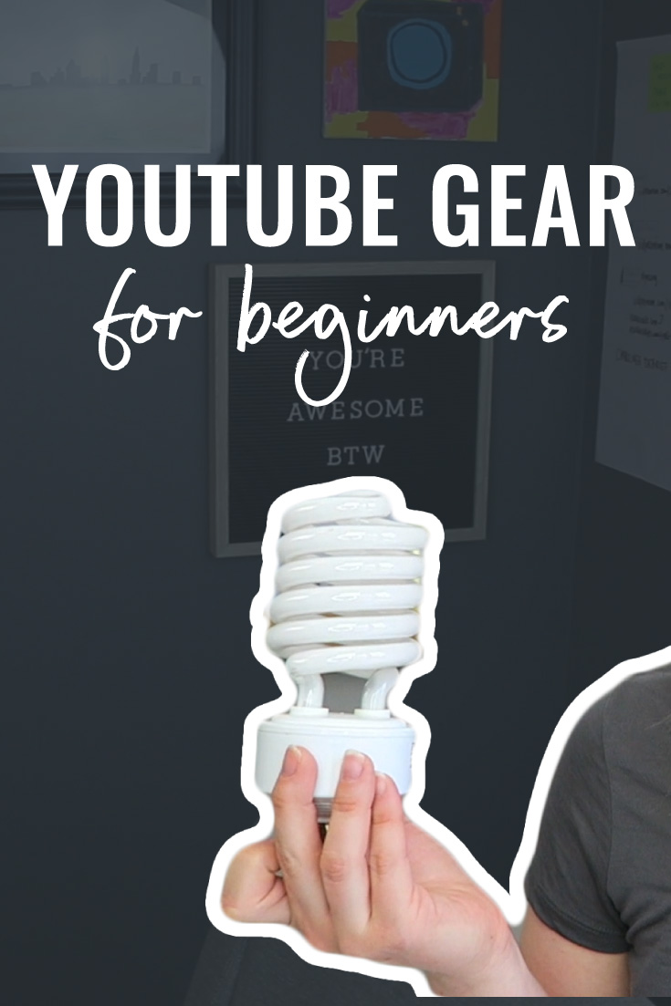 Youtube Gear For Beginners Equipment For Youtube