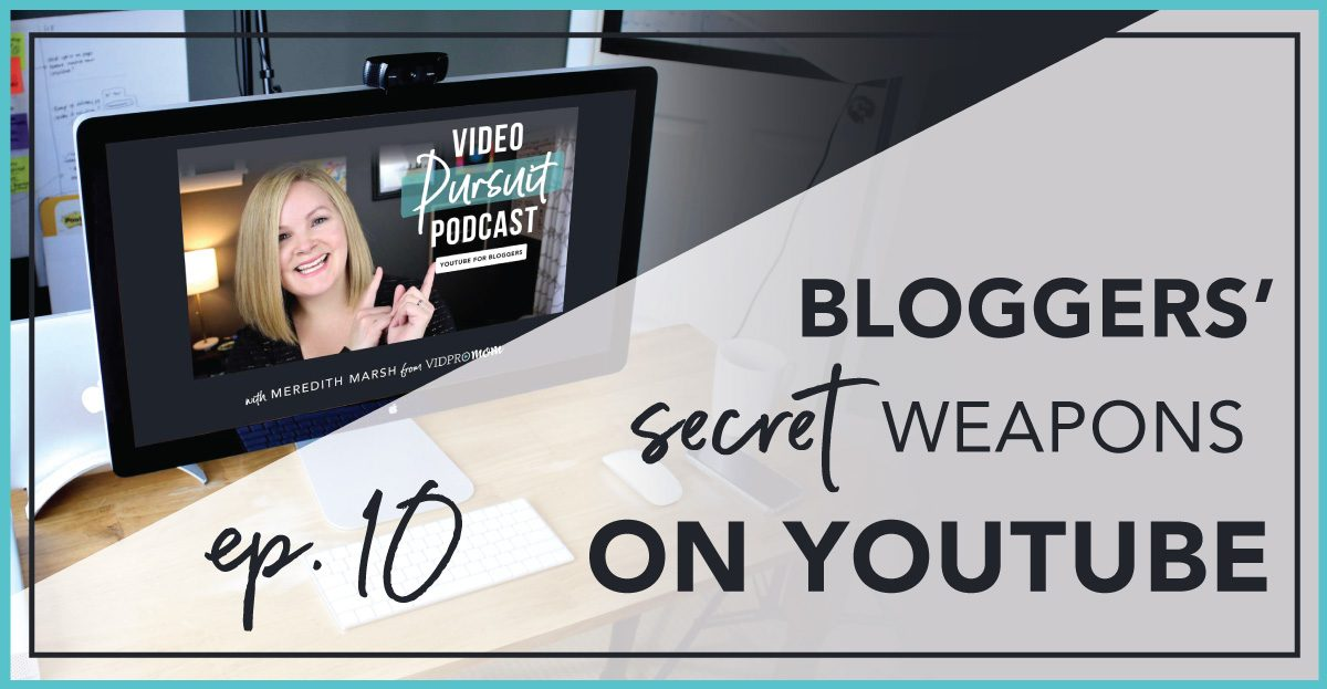 3 Secret Weapons Bloggers Have on YouTube