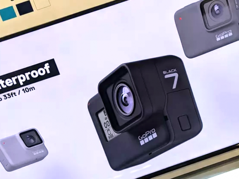 GoPro Hero 7 - New GoPro Hero7