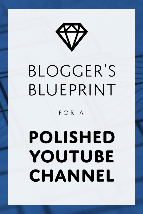 Blueprint for a Polished Channel Pin
