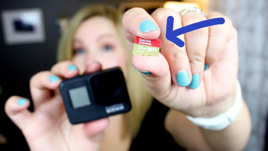 What is the best micro SD card for GoPro?
