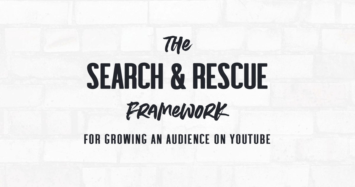 Search And Rescue Framework
