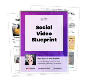Social Video Workshop Pdf