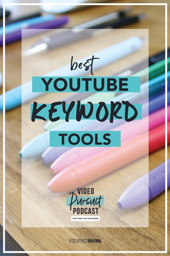 Youtube Keyword Tools Pin